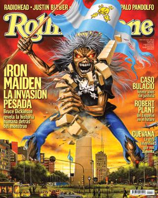 ローリング・ストーン誌2011年3月号はエディが表紙